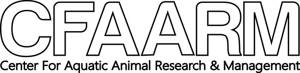 CFAARM Center For Aquatic Animal Research and Management